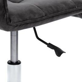 Компьютерное кресло «Zero» кож/зам, серый, 2 TONE TetChair, Цвет товара: Серый 2TONE, изображение 4