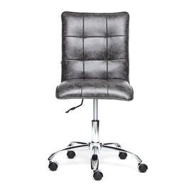 Компьютерное кресло «Zero» кож/зам, серый, 2 TONE TetChair, Цвет товара: Серый 2TONE, изображение 5