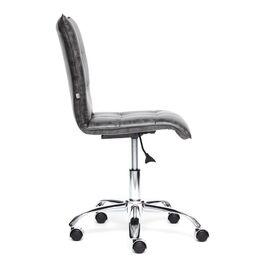 Компьютерное кресло «Zero» кож/зам, серый, 2 TONE TetChair, Цвет товара: Серый 2TONE, изображение 6