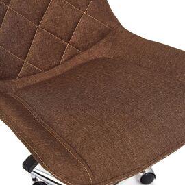 Компьютерное кресло STYLE ткань, коричневый, F25 TetChair, Цвет товара: Коричневый, изображение 8