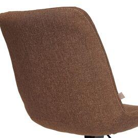 Компьютерное кресло STYLE ткань, коричневый, F25 TetChair, Цвет товара: Коричневый, изображение 10