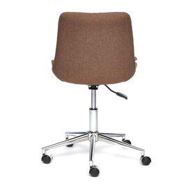 Компьютерное кресло STYLE ткань, коричневый, F25 TetChair, Цвет товара: Коричневый, изображение 2
