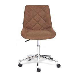 Компьютерное кресло STYLE ткань, коричневый, F25 TetChair, Цвет товара: Коричневый, изображение 4