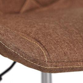 Компьютерное кресло STYLE ткань, коричневый, F25 TetChair, Цвет товара: Коричневый, изображение 5
