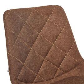 Компьютерное кресло STYLE ткань, коричневый, F25 TetChair, Цвет товара: Коричневый, изображение 6
