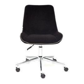 Компьютерное кресло STYLE флок , черный, 35 TetChair, изображение 3