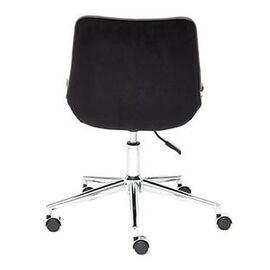 Компьютерное кресло STYLE флок , черный, 35 TetChair, изображение 4
