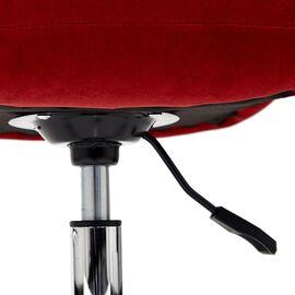 Компьютерное кресло STYLE флок , бордовый, 10 TetChair, Цвет товара: бордовый, изображение 7
