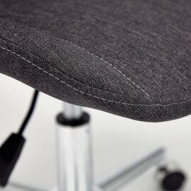 Компьютерное кресло STYLE ткань, серый, F68 TetChair, изображение 9