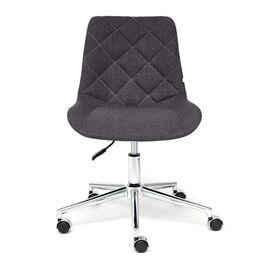Компьютерное кресло STYLE ткань, серый, F68 TetChair, изображение 3