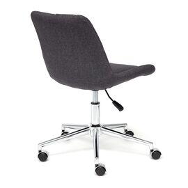 Компьютерное кресло STYLE ткань, серый, F68 TetChair, изображение 5