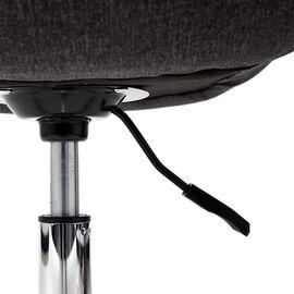 Компьютерное кресло STYLE ткань, серый, F68 TetChair, изображение 7