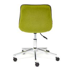 Компьютерное кресло STYLE флок , олива, 23 TetChair, Цвет товара: оливковый, изображение 6