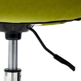 Компьютерное кресло STYLE флок , олива, 23 TetChair, Цвет товара: оливковый, изображение 7