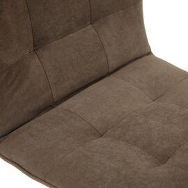 Компьютерное кресло «Zero» флок , коричневый, 6 TetChair, Цвет товара: Коричневый (6), изображение 8