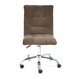 Компьютерное кресло «Zero» флок , коричневый, 6 TetChair, Цвет товара: Коричневый (6), изображение 3