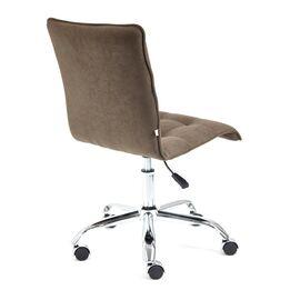 Компьютерное кресло «Zero» флок , коричневый, 6 TetChair, Цвет товара: Коричневый (6), изображение 5