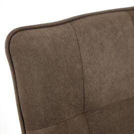 Компьютерное кресло «Zero» флок , коричневый, 6 TetChair, Цвет товара: Коричневый (6), изображение 7