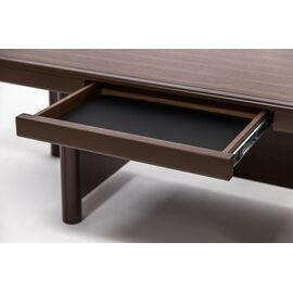 Стол письменный FORTE 230 ОРЕХ (102 101 WA) 2300x1000x760 , Цвет товара: Орех, изображение 2
