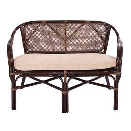 Комплект кофейный ELLENA-11/21 Б (кофейный стол + 2 кресла+диван) Тёмно-Коричневый Ecodesign, Цвет товара: Темно коричневый, изображение 2