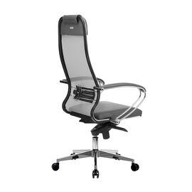 Компьютерное кресло для руководителя Samurai Comfort-1.01 Светло-серый, Цвет товара: светло-серый, изображение 2