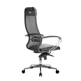 Компьютерное кресло для руководителя Samurai Comfort-1.01 Черный, Цвет товара: Черный, изображение 2