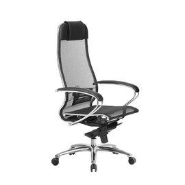 Компьютерное кресло для руководителя Samurai S-1.04 Черный, изображение 5