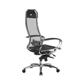 Компьютерное кресло для руководителя Samurai S-1.04 Черный, изображение 4
