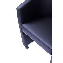 Кресло Форум мобильное (колесные опоры) Euroforma 600х560х850, изображение 5