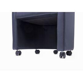 Кресло Форум мобильное (колесные опоры) Euroforma 600х560х850, изображение 3