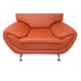 Кресло Орион Euroforma Терракотовый, Цвет товара: Терракота, изображение 5