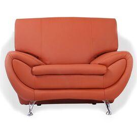 Кресло Орион Euroforma Терракотовый, Цвет товара: Терракота, изображение 3