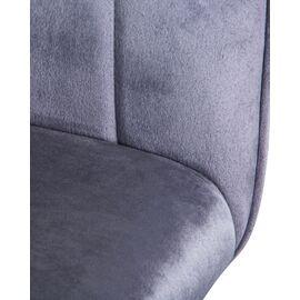 Барный стул LM-5025 серый DOBRIN, Цвет товара: Серый, изображение 5