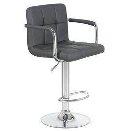 Барный стул LM-5011 серый DOBRIN, изображение 2