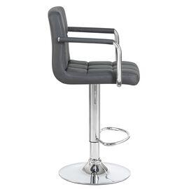 Барный стул LM-5011 серый DOBRIN, изображение 3