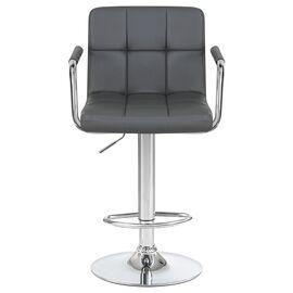 Барный стул LM-5011 серый DOBRIN, изображение 6