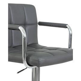 Барный стул LM-5011 серый DOBRIN, изображение 7