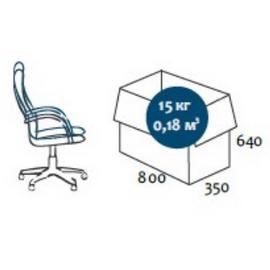 Компьютерное кресло Dikline KD31 Elain №09 бежевый, Цвет товара: Бежевый, изображение 3