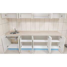 Кухня под заказ Белый Глянец, изображение 2