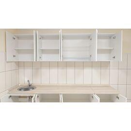 Кухня под заказ Белый Глянец, изображение 3
