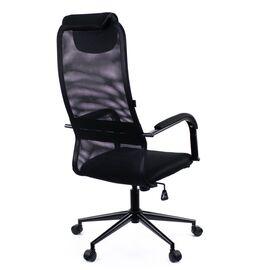 Компьютерное кресло для руководителя Everprof Ep-705 Black черное/черный металл, изображение 4