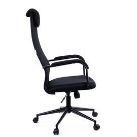 Компьютерное кресло для руководителя Everprof Ep-705 Black черное/черный металл, изображение 3
