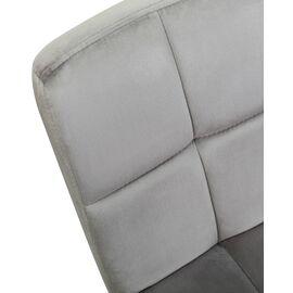 Барный стул LM-5018 серый DOBRIN, Цвет товара: Серый, изображение 8
