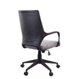 Компьютерное кресло Everprof Trio Black LB T Ткань Серый, Цвет товара: Серый, изображение 4