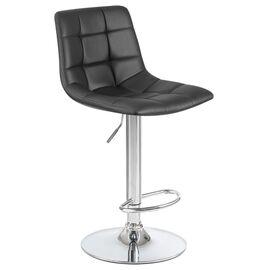 Барный стул LM-5017 бежевый черный DOBRIN, Цвет товара: Черный, изображение 2