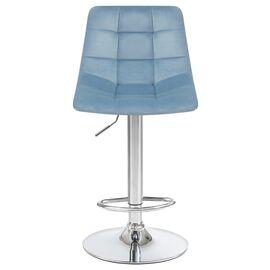 Барный стул LM-5017 пудрово-голубой DOBRIN, Цвет товара: пудрово-голубой, изображение 6