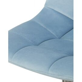 Барный стул LM-5017 пудрово-голубой DOBRIN, Цвет товара: пудрово-голубой, изображение 7