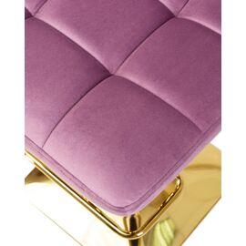 Барный стул LM-5016 пудрово-сиреневый DOBRIN, Цвет товара: пудрово-сиреневый, изображение 8