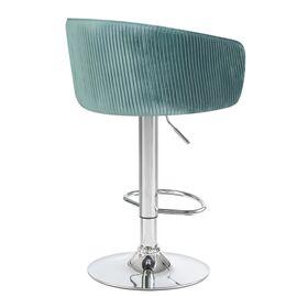 Барный стул LM-5025 мятный DOBRIN, Цвет товара: мятный, изображение 4