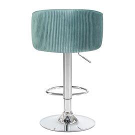 Барный стул LM-5025 мятный DOBRIN, Цвет товара: мятный, изображение 5